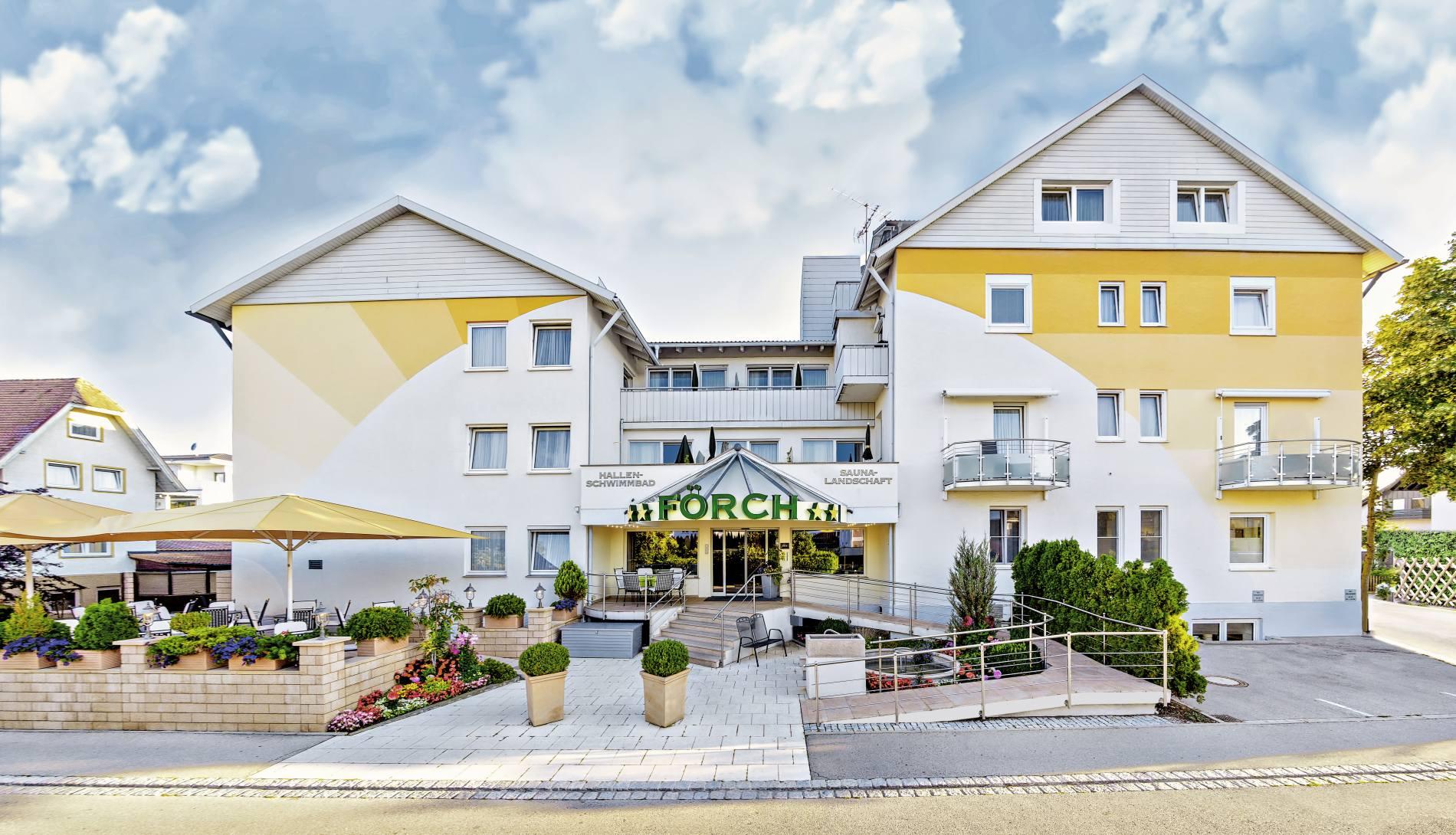 Gesamtansicht Hotel