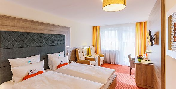 Double room - rate