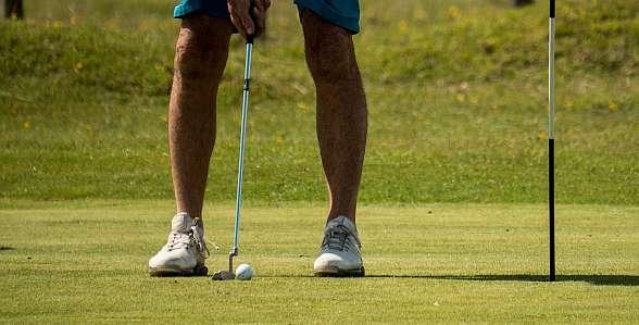 3-Tage-Golfangebot