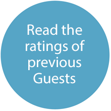 Read the ratings of previous Guests
