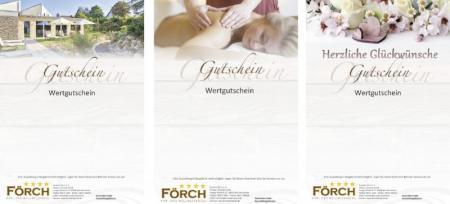 Gutschein Kurhotel Förch Online